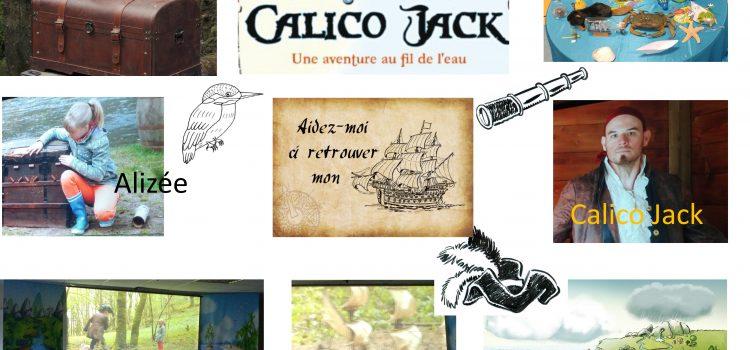 """Spectacle """"Calico Jack et le chemin de l'eau"""""""
