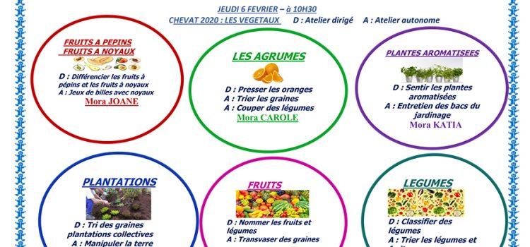 Atelier «Gan des Savoirs»