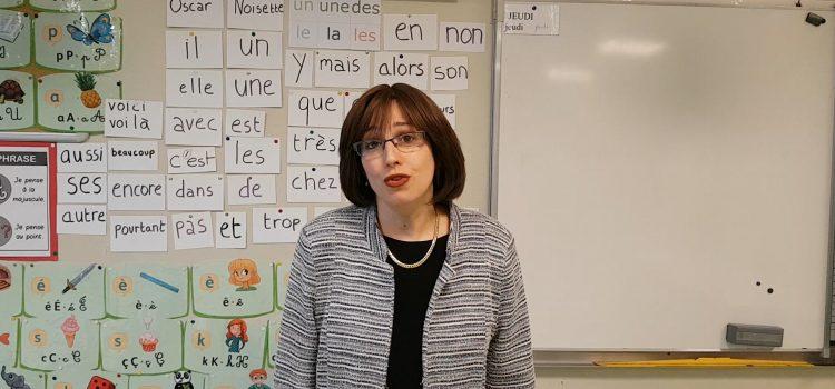 L'école à la Maison – message de la Directrice du Gan Rachi